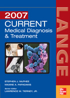 Current Medical Diagnosis and Treatment 2007