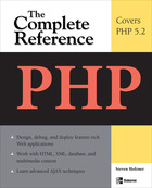 The PHP Complete Reference
