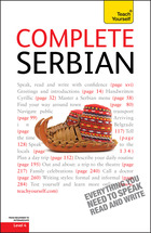 Complete Serbian: A Teach Yourself Guide