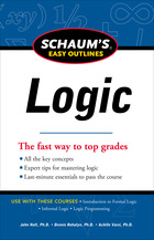 Schaum's Easy Outline of Logic, Revised Edition