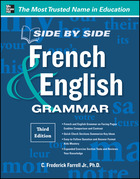 Side-By-Side French and English Grammar 3/E