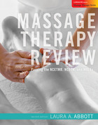 Massage Therapy Review with Passcode Card