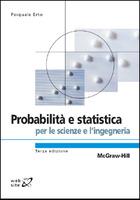Probabilità e statistica per le scienze e l'ingegneria 3/ed