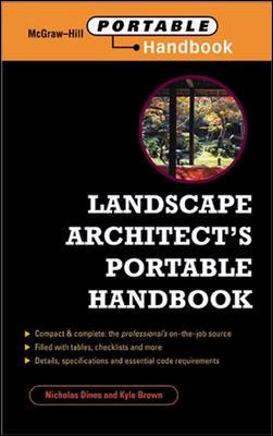 Landscape Architect\'s Portable Handbook