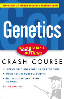 Schaum\'s Easy Outline of Genetics