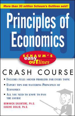 Schaum\'s Easy Outline of Principles of Economics