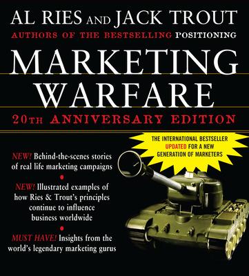 Marketing Warfare: 20th Anniversary Edition