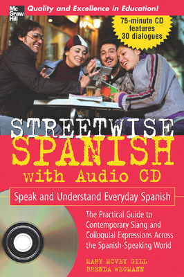 Streetwise Spanish (Book + 1CD)