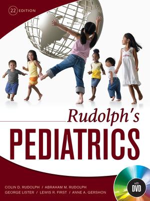 Rudolph\'s Pediatrics, 22nd Edition