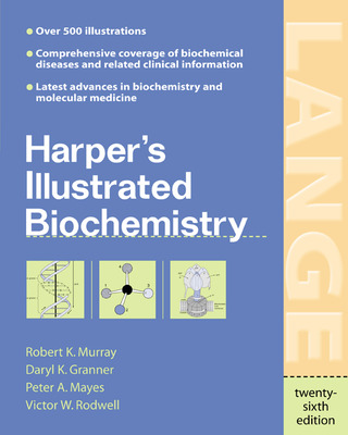 Harper\'s Illustrated Biochemistry
