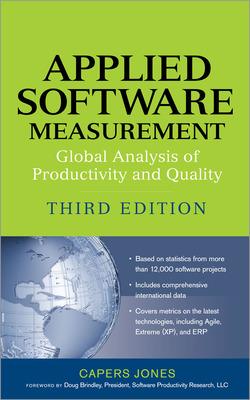 Applied Software Measurement