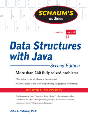 Schaum\'s Outline of Data Structures with Java, 2ed