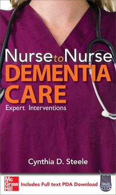 Nurse to Nurse Dementia Care