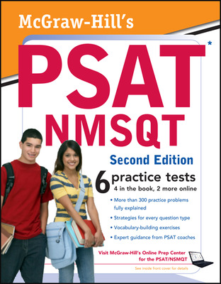 McGraw-Hill\'s PSAT/NMSQT, Second Edition