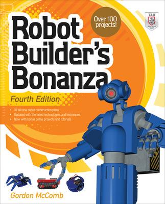 Robot Builder\'s Bonanza, 4th Edition