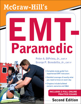 McGraw-Hill\'s EMT-Paramedic, Second Edition