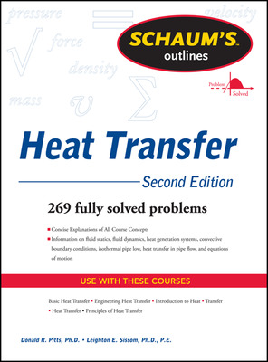 Schaum\'s Outline of Heat Transfer, 2nd Edition