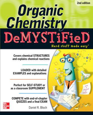 Organic Chemistry Demystified 2/E