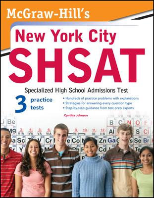 McGraw-Hill\'s New York City SHSAT