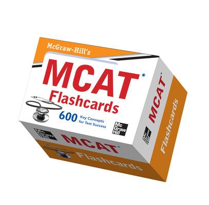 McGraw-Hill\'s MCAT Flashcards