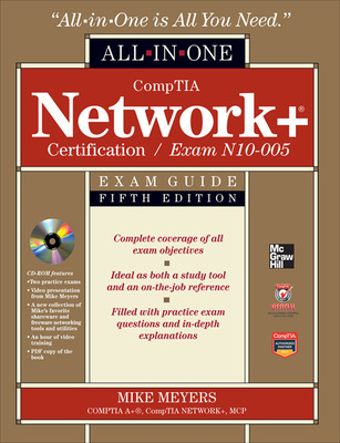 CompTIA Network+ Certification All-in-One Exam Guide, 5th Edition (Exam N10-005) (ENHANCED EBOOK)