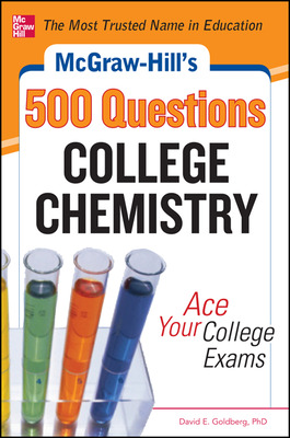 McGraw-Hill\'s 500 College Chemistry Questions