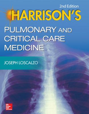 Harrison\'s Pulmonary and Critical Care Medicine, 2e