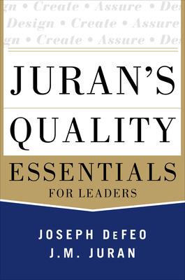 Juran\'s Quality Essentials
