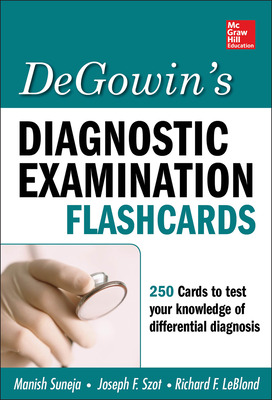 DeGowin\'s Diagnostic Examination Flashcards