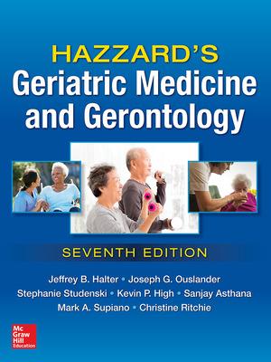 Hazzard\'s Geriatric Medicine and Gerontology, 7E