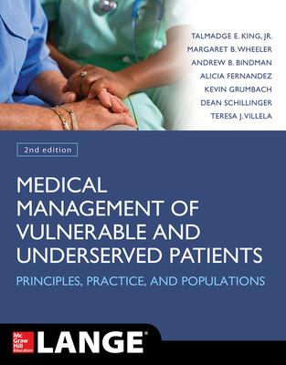 Medical Management of Vulnerable & Underserved Patients 2E (Lange)
