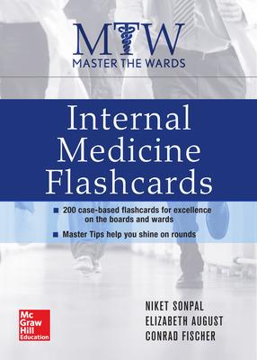 Master the Wards: Internal Medicine Flashcards