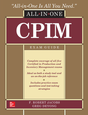 CPIM All-In-One Exam Guide
