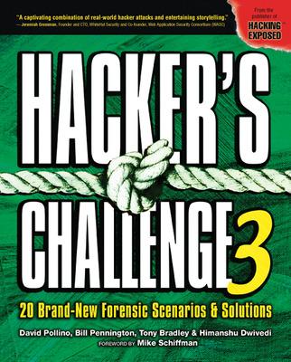 Hacker\'s Challenge 3
