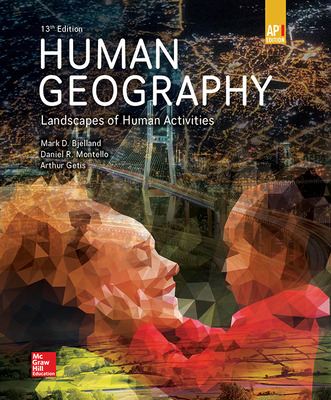Human Geography cover