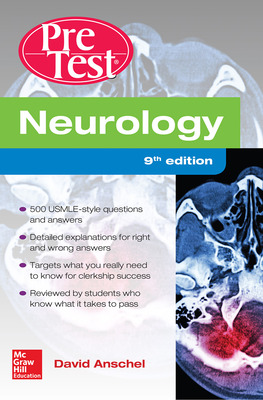 Neurology PreTest Self-Assessment And Review, Ninth Edition
