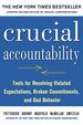 Crucial Accountability